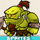 Orc  2D Game Character Sprites