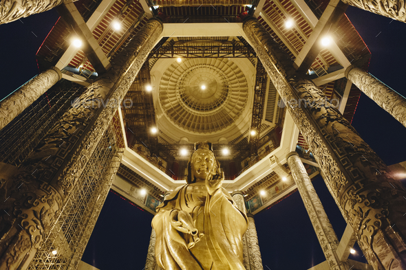 The Goddess of Mercy Temple Malaysia - Stock Photo - Images