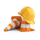 Construction Site Logo - VideoHive Item for Sale