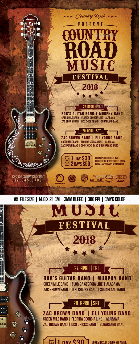 Country Road Music Festival - Concerts Events