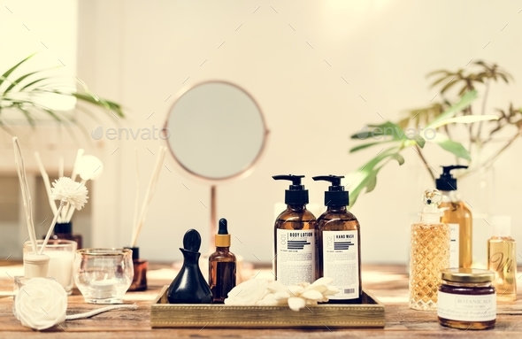 Spa salon therapy treatment - Stock Photo - Images