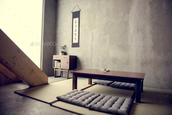 Home decor japanese historic style - Stock Photo - Images