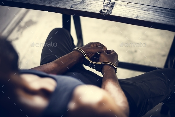 Diverse people crime shoot - Stock Photo - Images