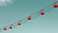 Chinese lanterns in the sky - PhotoDune Item for Sale