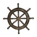 Hand drawn ship wheel - PhotoDune Item for Sale