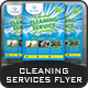 Cleaning Services Flyer Template - GraphicRiver Item for Sale