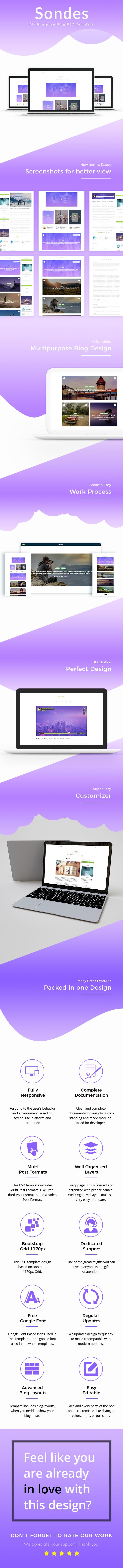 Premium Themes Sondes