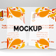 Table Tent Mockup - GraphicRiver Item for Sale