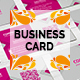 Modern Business Card X Template - GraphicRiver Item for Sale
