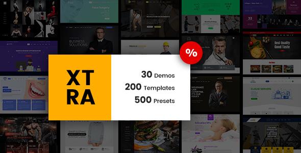Image of XTRA Creative Website Builder + StyleKit