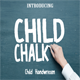 Child Chalk Font - GraphicRiver Item for Sale