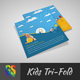 Kids Tri-Fold Brochure - GraphicRiver Item for Sale