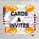4th of July Invitation Card - GraphicRiver Item for Sale