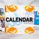 2017 Desktop Calendar Template - GraphicRiver Item for Sale