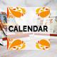 2017 Desktop Calendar - GraphicRiver Item for Sale