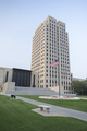 State Flag Flies North Dakota Capital Building Bismarck - PhotoDune Item for Sale