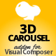 3D Carousel Addon for WPBakery Page Builder (formerly Visual Composer)