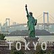 Odaiba Statue of Liberty