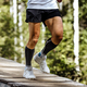 man runner in compression socks - PhotoDune Item for Sale