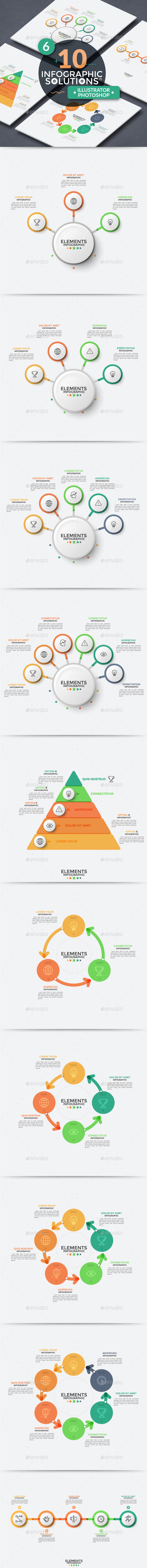 Infographic Solutions. Part 6 - Infographics