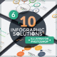 Infographic Solutions. Part 6 - GraphicRiver Item for Sale