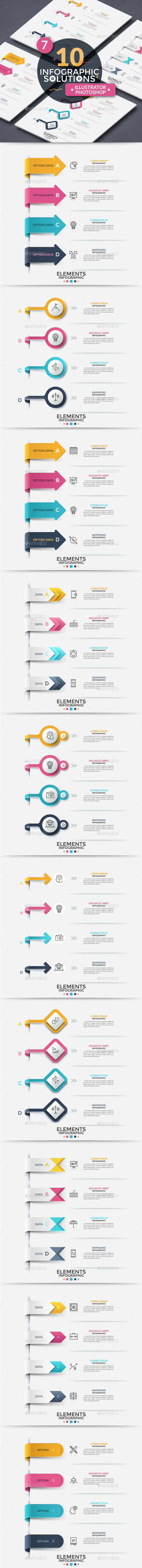 Infographic Solutions. Part 7 - Infographics