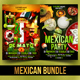 Mexican Bundle - GraphicRiver Item for Sale