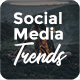 Social Media Trends Design Google Slide Template - GraphicRiver Item for Sale