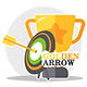 Golden Arrow Game With Admob Ads Support