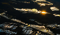 Yuanyang rice terrace at sunset, Yunnan, China - PhotoDune Item for Sale