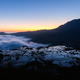 Yuanyang rice terrace at sunrise, Yunnan, China - PhotoDune Item for Sale