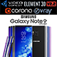 Samsung Galaxy Note 9 All colors Concept - 3DOcean Item for Sale