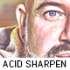 Acid Sharpen Action