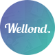 Wellond - Creative HTML Template - ThemeForest Item for Sale