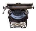 Old Fashioned Typewriter - PhotoDune Item for Sale