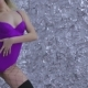 Young Beautiful and Fit Woman with Long Legs Dance Go Go Very Sensual and Energetic - VideoHive Item for Sale