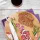 Salami, bread and wine - PhotoDune Item for Sale