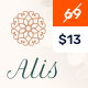 Alis - Wedding & Wedding Planner WordPress - ThemeForest Item for Sale