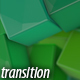 Green Cubes Transitions - VideoHive Item for Sale