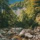 Okatse River Landscape. Khoni District Near Kutaisi In Imereti R - PhotoDune Item for Sale