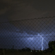 Electric Fence Lightning Strike - PhotoDune Item for Sale