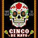 Cinco de Mayo Flyer And Poster - GraphicRiver Item for Sale