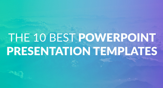 Top 10 Best PowerPoint Presentation Templates