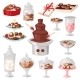 Chocolate Candy Vector Sweet Confection Dessert