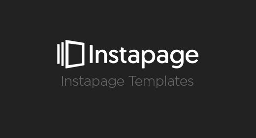 Best Instapage Landing Page Templates