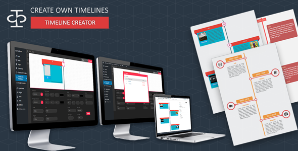 Timeline Creator - Create Own Timelines - CodeCanyon Item for Sale