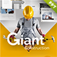 Giant Construction PowerPoint Presentation Template - GraphicRiver Item for Sale