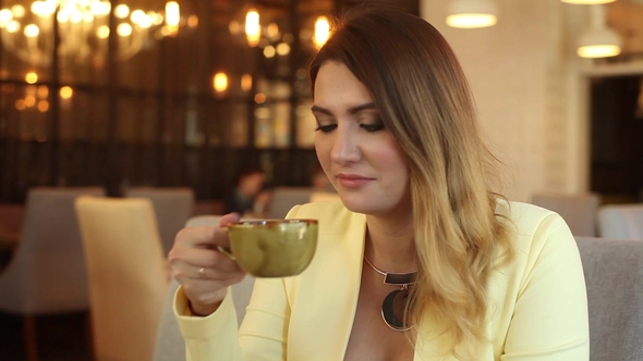 Image result for girl drinking tea