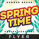 Spring Time - Flyer Template