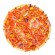 Classic pizza isolated - PhotoDune Item for Sale